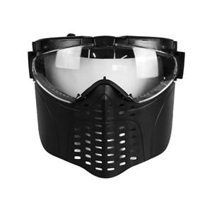 Máscara de Proteção Airsoft Ventz com Led e Ventilador - Nautika
