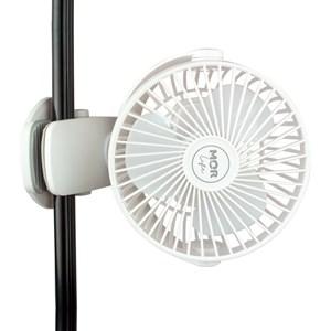 Mini Ventilador Portátil Recarregável 360º Graus - Mor
