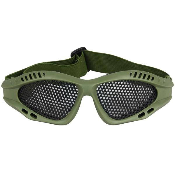 Óculos de Proteção Airsoft Evo Tactical Tela Verde