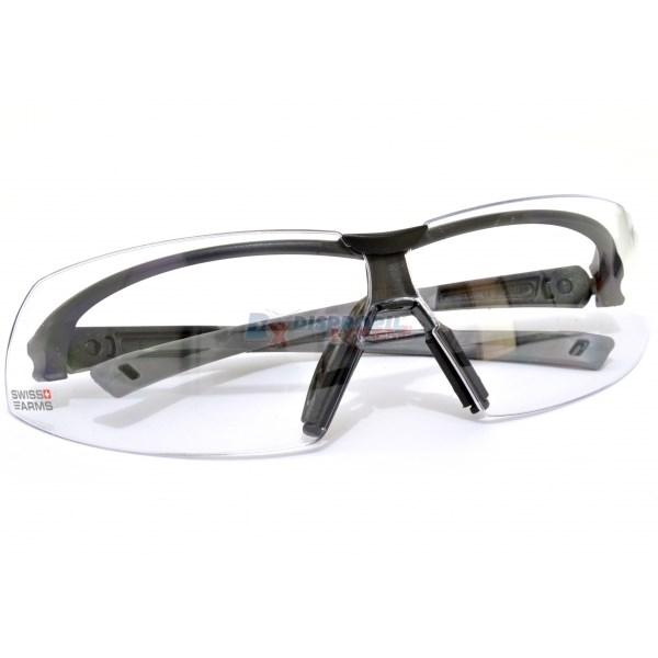 Óculos de Proteção Airsoft Tatical Swiss Arms