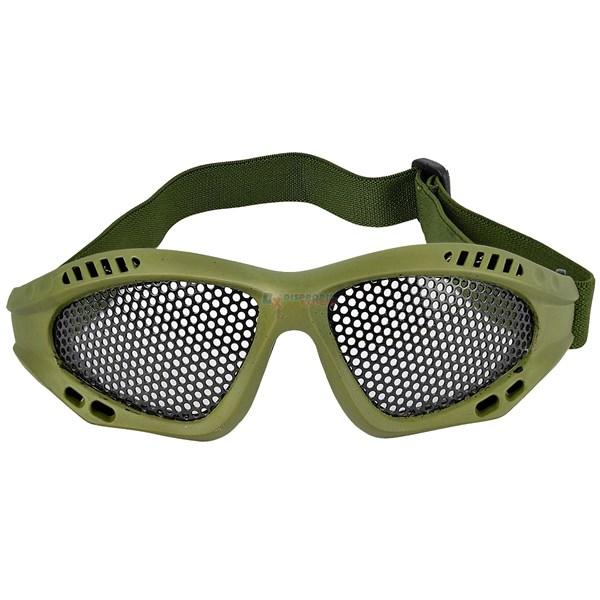 Óculos de Proteção C/ Tela Verde