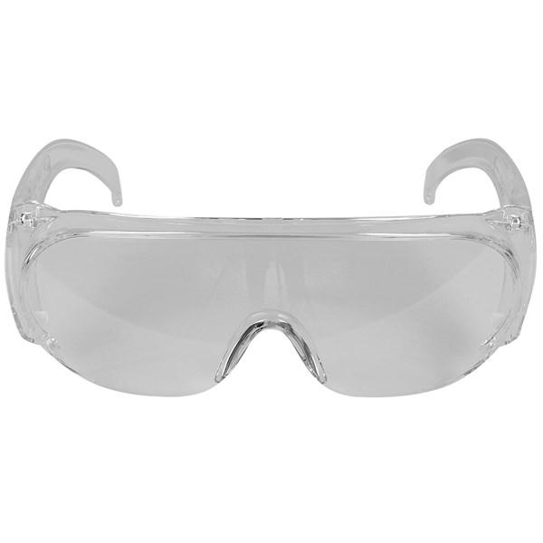 Óculos de Proteção Danny Netuno Incolor Antiembaçante