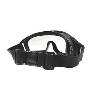 Óculos proteção Tático Google Preto - Brasil Equipamentos