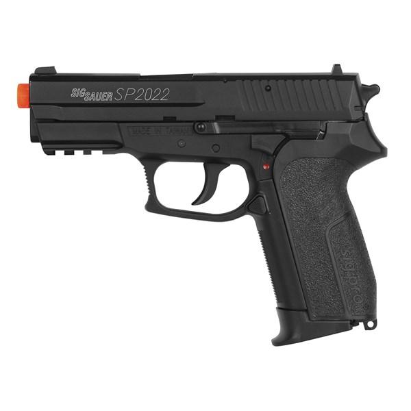 Pistola Airsoft CO2 Sig Sauer SP2022 Semi-Metal