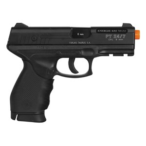 Pistola Airsoft CO2 Taurus PT 24/7 Semi-metal 6mm - Cybergun