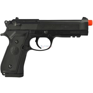 Pistola Airsoft Elétrica Beretta 92 A1 Bivolt - Umarex