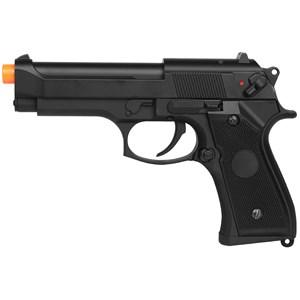 Pistola Airsoft Elétrica Cyma Beretta CM.126 Full Metal Bivolt