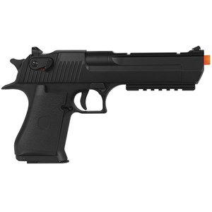 Pistola Airsoft Elétrica Cyma Desert Eagle CM.121 Semi-metal Bivolt