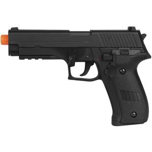 Pistola Airsoft Elétrica Cyma Sig Sauer P226 CM.122 Semi-metal 110V