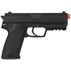 Pistola Airsoft Elétrica Cyma USP CM.125 Full Metal Bivolt