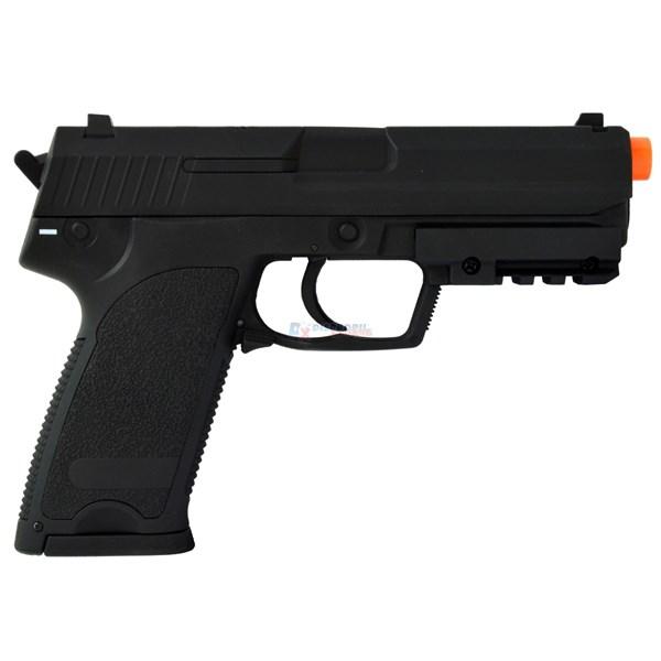 Pistola Airsoft Elétrica USP CM.125 Bivolt - Cyma