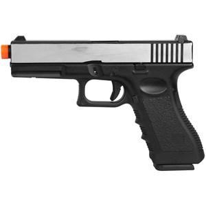 Pistola Airsoft GBB Army Armament Glock R17 Dual Tone Semi-metal