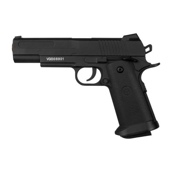 Pistola Airsoft Spring 1911 V18 Full Metal 6mm - Vigor