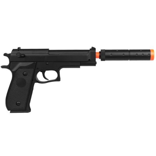 Pistola Airsoft Spring Beretta M22 - Brasil Equipamentos