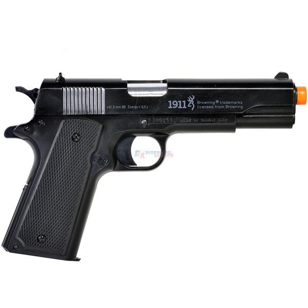 Pistola Airsoft Spring Browning 1911 - Umarex