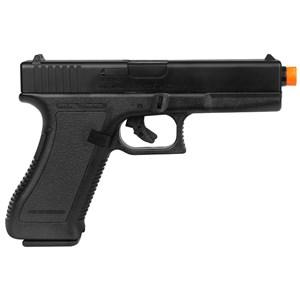 Pistola Airsoft Spring KWC Glock G7 + Case Maleta + BBs BB King 2000 0.12g
