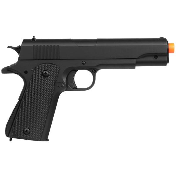Pistola Airsoft Spring M292 Colt 1911 - Brasil equipamentos