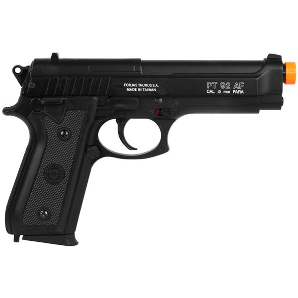 Pistola Airsoft Spring PT92 Slide Metal - Taurus