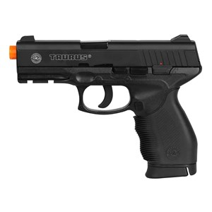 Pistola Airsoft Spring Taurus Black 24/7 6mm - Cybergun