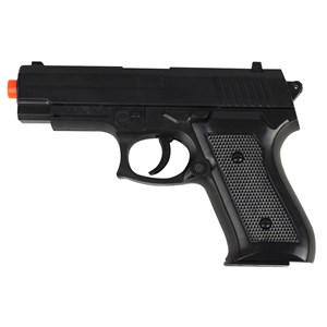Pistola Airsoft Spring Vigor P1918 + BBs Airsoft BB King 0.12g 1000un