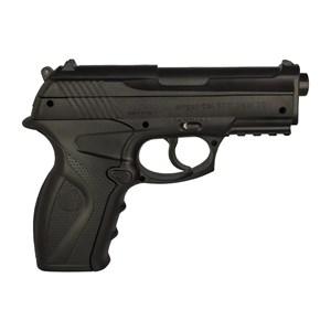 Pistola de Pressão C11 CO2 6mm – Wingun + Esferas de Aço + Cápsulas CO2 + Case Rígido