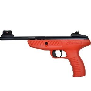 Pistola de Pressão CBC Vermelho Life Style 4.5mm