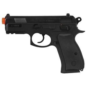 Pistola de Pressão CO2 ASG CZ 75D Compact Black 4.5mm