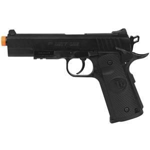 Pistola de Pressão CO2 ASG STI Duty One Blowback Semi-metal 4.5mm