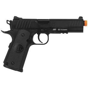 Pistola de Pressão CO2 ASG STI Duty One Semi-metal 4.5mm