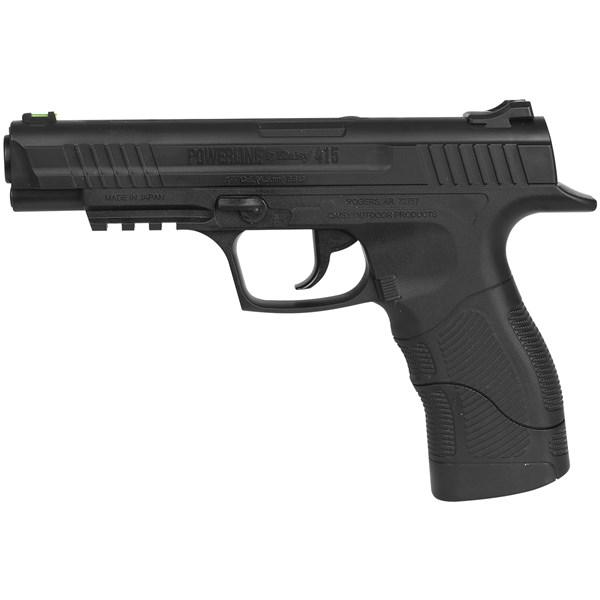 Pistola de Pressão CO2 Daisy 415 4.5mm + Capa + Cápsula de CO2 + Esferas de Aço 4100un.