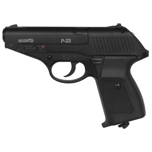 Pistola de Pressão CO2 Gamo P-23 Semi-metal 4.5mm