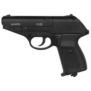 Pistola de Pressão CO2 Gamo P-23 Semi-metal 4.5mm + Kit Munição + Capa