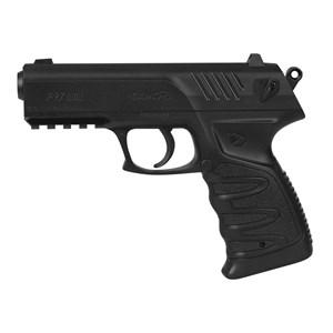 Pistola de Pressão CO2 Gamo P-27 4.5mm + Esferas de Aço 2100un. + 05 Cápsulas CO2 + Capa Simples