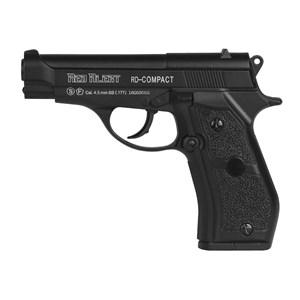 Pistola de Pressão CO2 Gamo Red Alert RD-COMPACT Full Metal 4.5mm + Esferas de Aço 2100un. + 05 Cáps