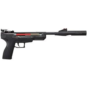 Pistola de Pressão Crosman Benjamin BBP77 4.5mm + Gás Ram