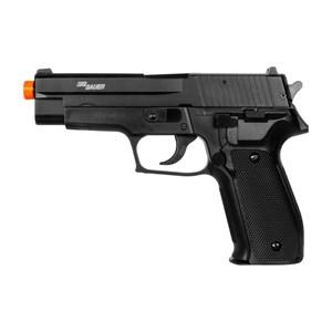 Pistola De Pressão Spring Sig Sauer P226 Slide Metal 4.5mm – Cybergun