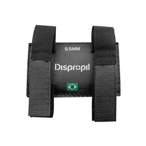 Porta Chumbinho Antebraço 5.5mm Capacidade 50un. – Dispropil + 50un. Chumbinhos