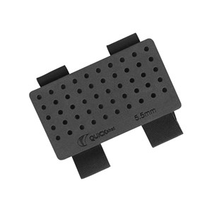 Porta chumbinhos em EVA para coronha (5,5mm-50un) - Quick shot