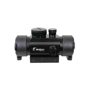 Red Dot 1X30 Vermelho e Verde Trilho 11 / 22mm – QuickShot