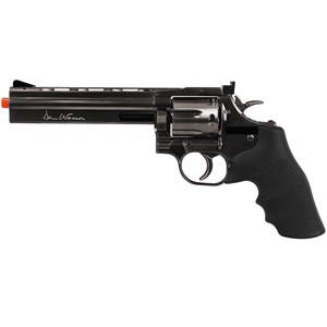 "Revólver Airsoft CO2 ASG Dan Wesson 715 Grey 6"" Full Metal"