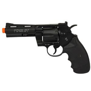 """Revólver Airsoft CO2 Colt Python 357 4"""""""