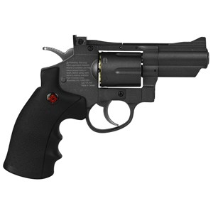 Revólver de Pressão CO2 SNR357 Full Metal 4.5mm - Crosman