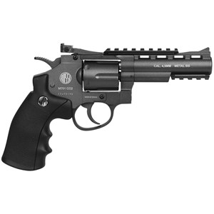 Revólver de Pressão CO2 Win Gun 701 4POL Full Metal 4.5mm - Rossi