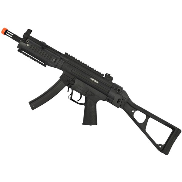 Rifle Airsoft Elétrico AEG GSG-522 RIS Blow Black Full Metal 220v