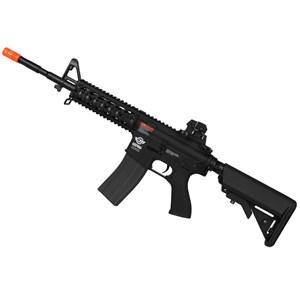 Rifle Airsoft Elétrico AEG M4 CM16 Raider-L Long Black 6mm - G&G Armament