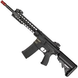 "Rifle Airsoft Elétrico AR15 Neptune 10"" Keymod 6mm – Rossi"