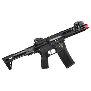 Rifle Airsoft Elétrico AR15 Neptune Pdw 6mm - Rossi