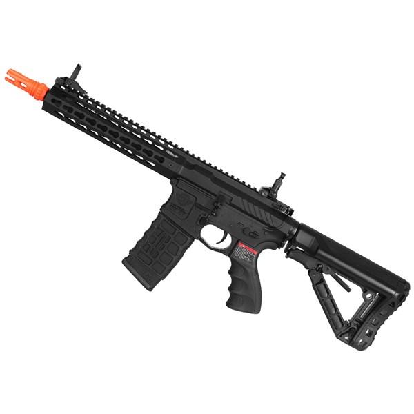 Rifle Airsoft Elétrico CM16 SRL Bivolt Semi-metal LIPO - G&G