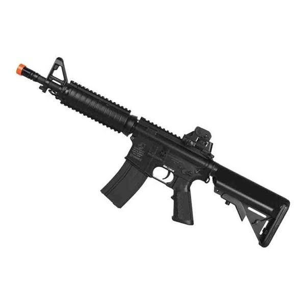 Rifle Airsoft Elétrico Colt M4A1 CQBR Bivolt - Cybergun
