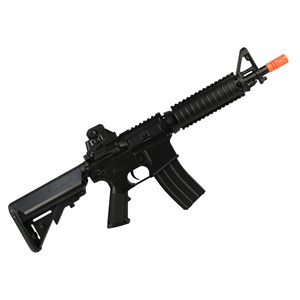 Rifle Airsoft Elétrico Cyma CM176 + BBs SRC Taitus 0.20g + Speed Loader AX + Alvo 14x14